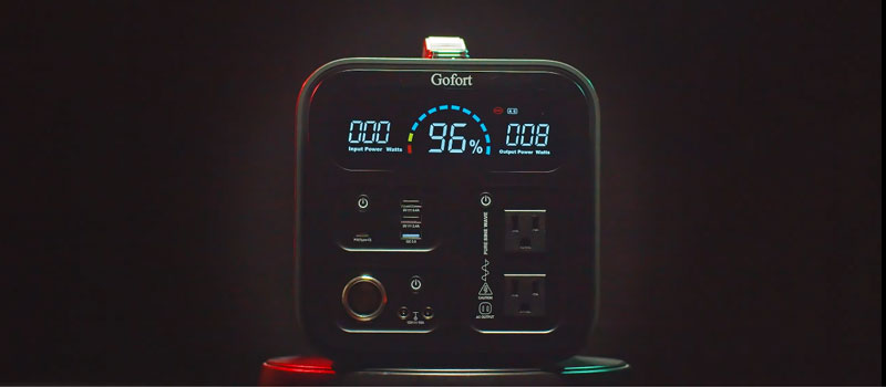 Gofort Portable Solar Power Generator