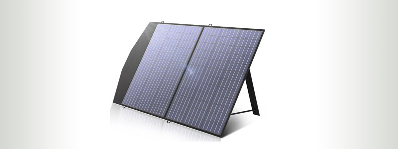 AllPowers 100W Folding Solar Charger