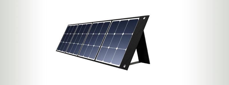 Bluetti 120W Folding Solar Charger for Bluetti AC200P Solar Power Station