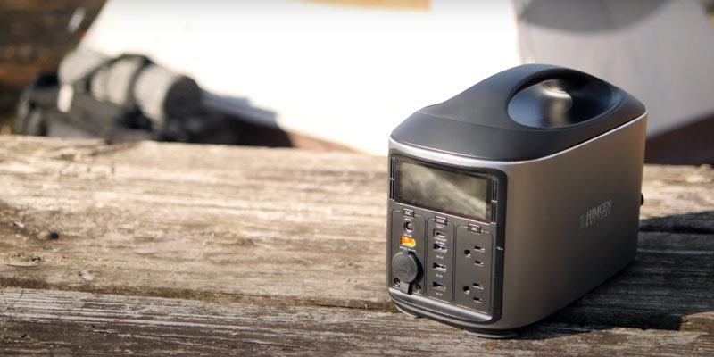 Himcen H740 Pro Portable Power Station