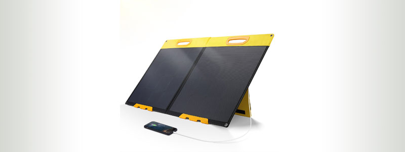 BougeRV-100W-Folding-Solar-Charger