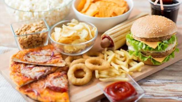 The Best Fast Food and Calories