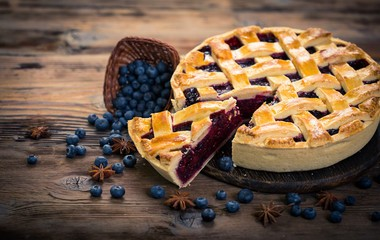 Blueberry Pie Is One of the Most Delicious Treats You Can Eat