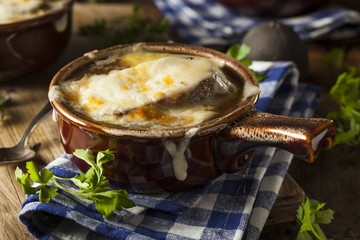 French Onion Soup - How to Make Delicious Soup