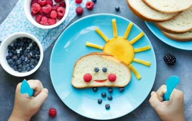 The Importance of Healthy Food for Kids