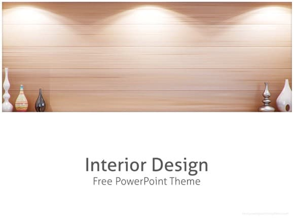 Interior design powerpoint template free interior design powerpoint templates toneelgroepblik Choice Image