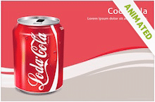 Coca-Cola PowerPoint Template