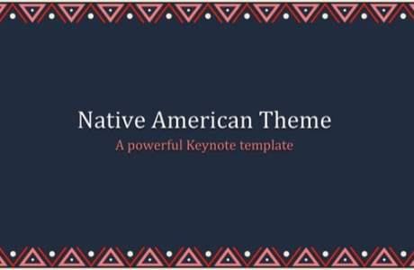 Powerpoint templates latest powerpoint templates native american toneelgroepblik Image collections