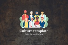 Culture PowerPoint Template