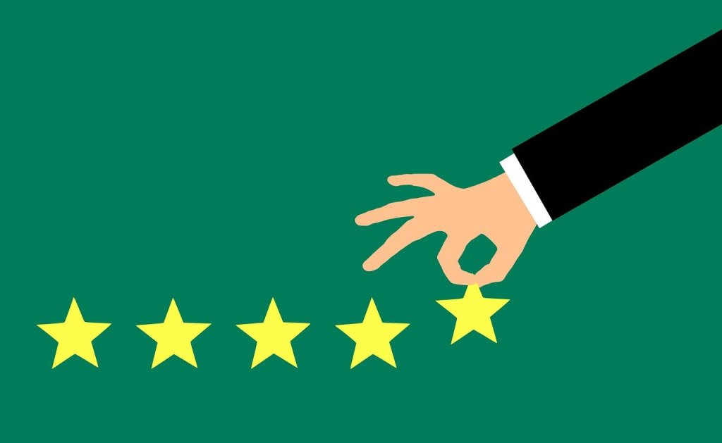 Customer reviews feed into your NPS and informs vital changes to be made
