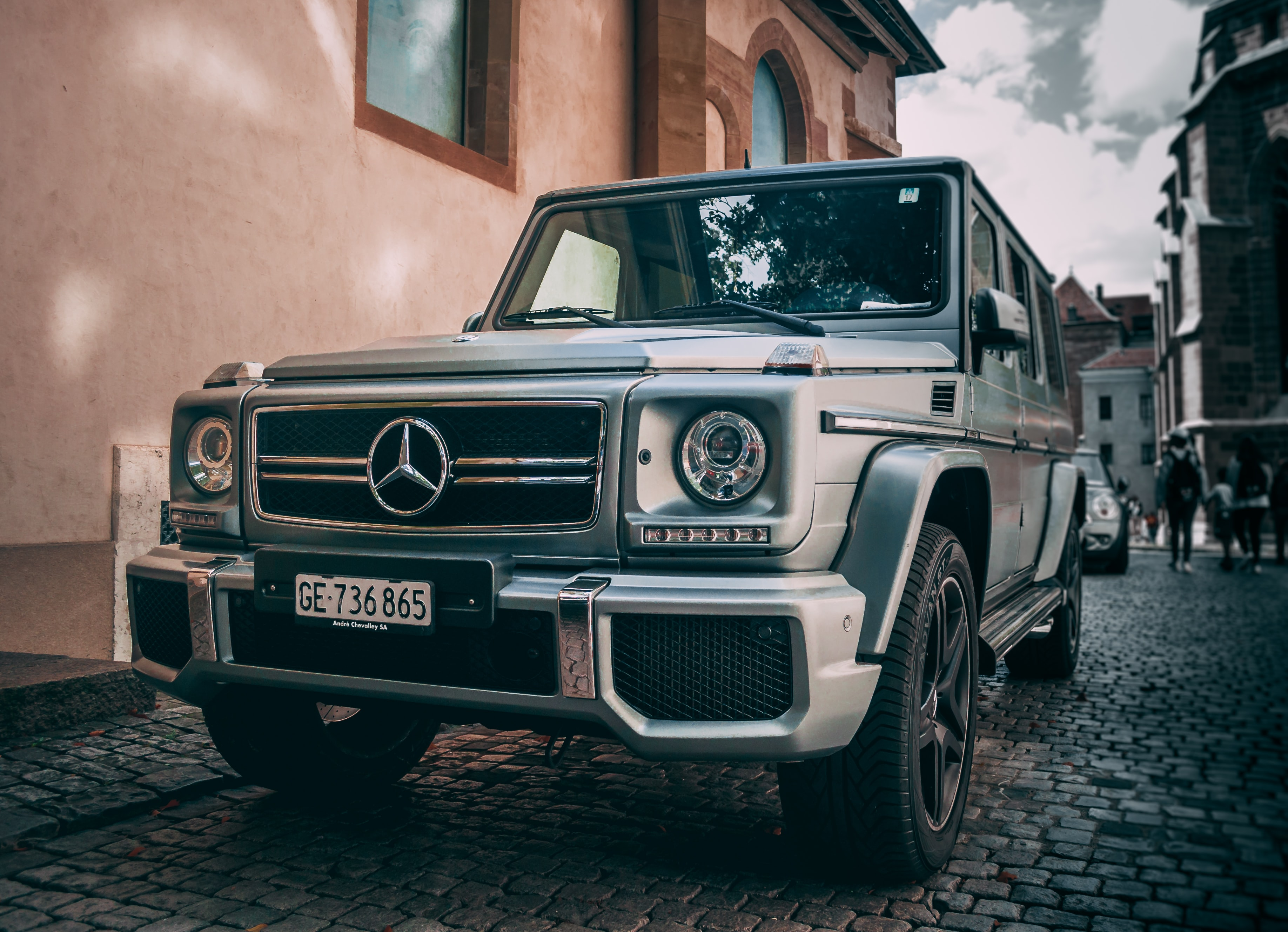 Mercedes Benz Fined $1.5 Billion For Emissions Cheating