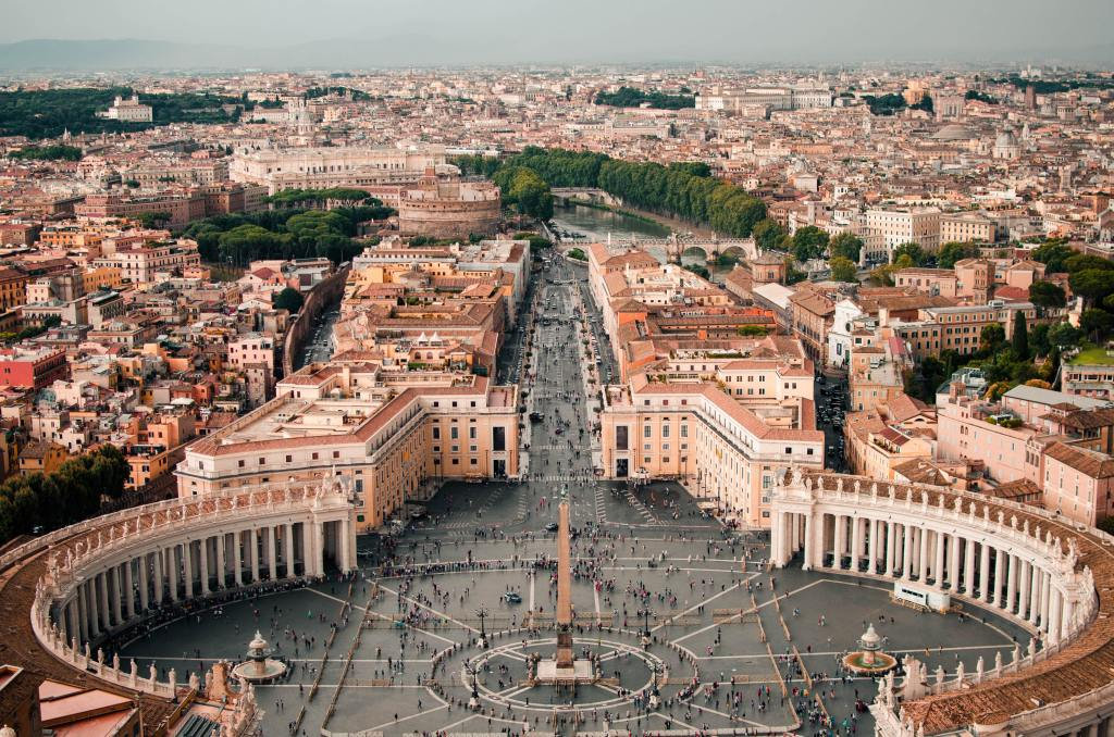 The Vatican Fighting Cyber Attacks On Its Archives