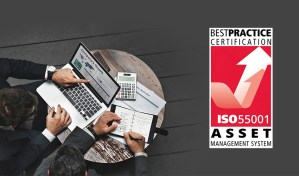 The Benefits of ISO 55001 Asset Management Certification