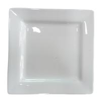 Square Plate 6×6 inch