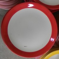 Flat Coup Plate 23 cm.