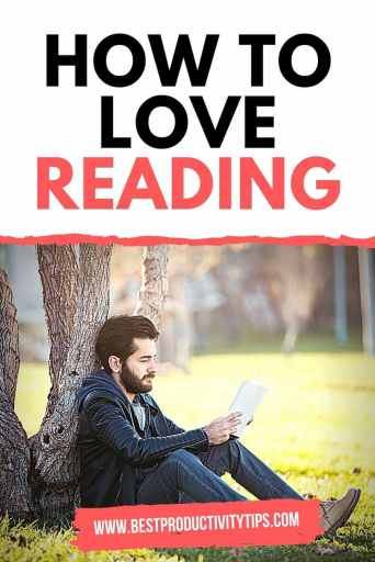 how to love reading? In this post, I'm going to share with you 3 simple ways to make reading as habit so you can love reading for the rest of your life.  | how to love reading tips |  how to love reading again | how to love reading books | how to love reading student | benefits of reading books