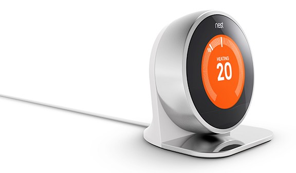 Nest Learning Thermostat Smart Home  Review