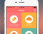 "Life Changing New App ""Paralign"" is an Anonymous Journaling Platform…"