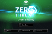 Cyber-security learning game Zero Threat wins Silver in the 2017…