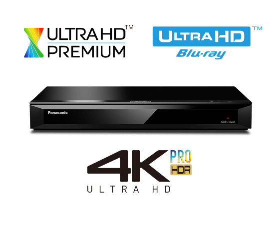 Bag this Panasonic 4K Blu-ray player for a super-low price