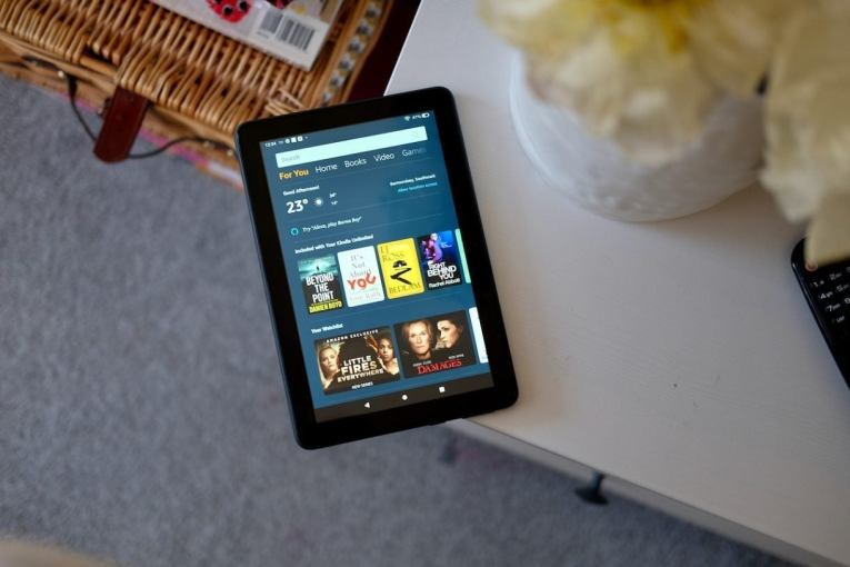 Last chance to save big on Amazon's Fire range of very affordable tablets