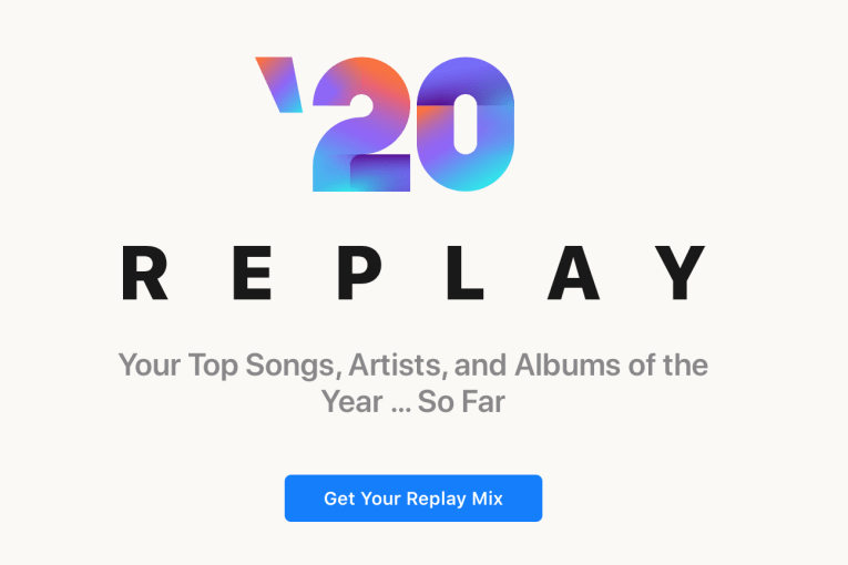 Spotify Wrapped got you feeling left out? Enter Apple Music Replay