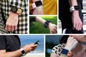 Want your Apple Watch to look huge and take photos? Meet Wristcam