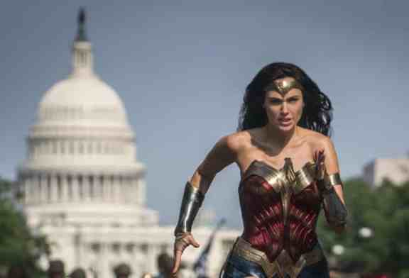 Half of HBO Max subscribers spent Christmas Day with Wonder Woman