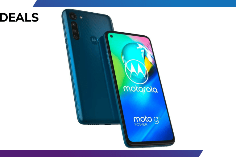 The incredible Moto G8 Power is now under £150 with this special code