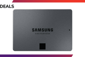 get the Samsung 860 QVO 1TB SSD for just £79.99