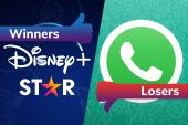 Disney Plus goes all-Star, WhatsApp's new ultimatum