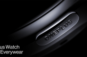 This is our first proper look at the OnePlus Watch