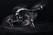 DJI FPV drone brings breakneck flight speeds at a cinematic 4K 120fps