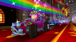 Start Your Engines, iiRcade Releases Sequel to Popular Racer, Beach Buggy Racing 2: Island Adventure with Tournaments