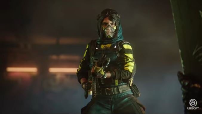 Rainbow Six Extraction is a PvE shooter packed with aliens