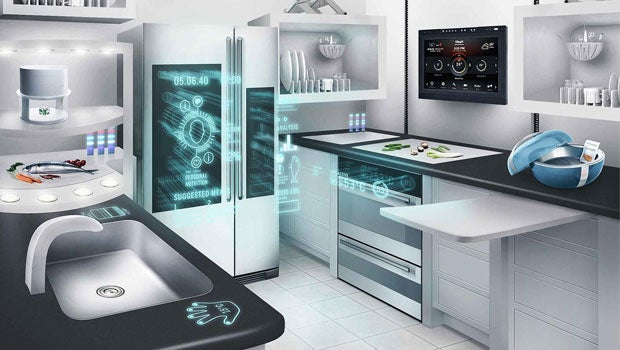 Here's how Samsung plans to make our homes smarter