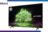 Save £100 on the new 2021 range LG A1 TV