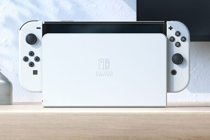 Where to preorder the Nintendo Switch OLED online