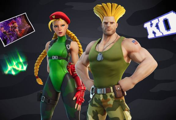 More classic Street Fighter characters are coming to Fortnite