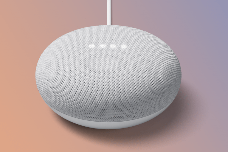 Wake up to your favourite music with this Google Nest Mini deal