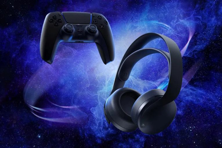 The official PS5 headsets gets a new Midnight Black colour option