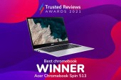 Trusted Reviews Awards 2021: The Acer Chromebook Spin 513 wins Best Chromebook