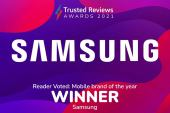 Trusted Reviews Awards 2021: Samsung crowned Mobile Brand of the Year