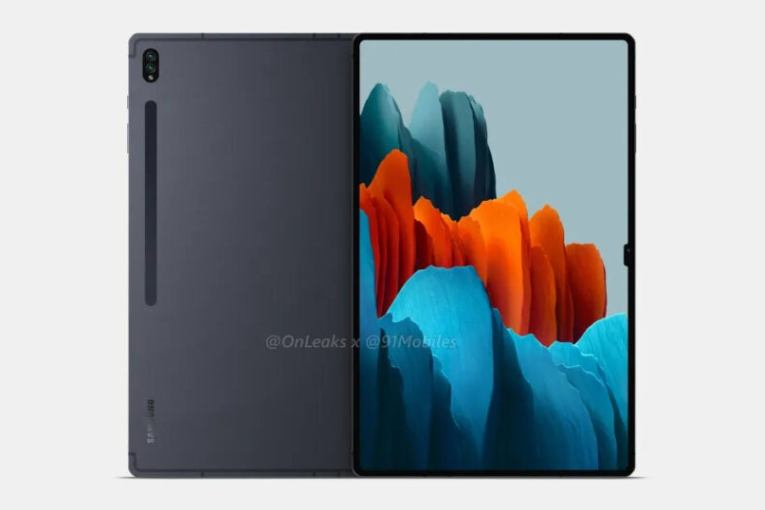 Samsung Galaxy Tab S8 Ultra could have huge notch