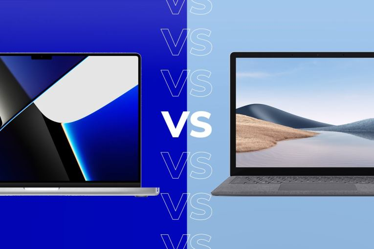 MacBook Pro 2021 vs Surface Laptop 4: The key differences