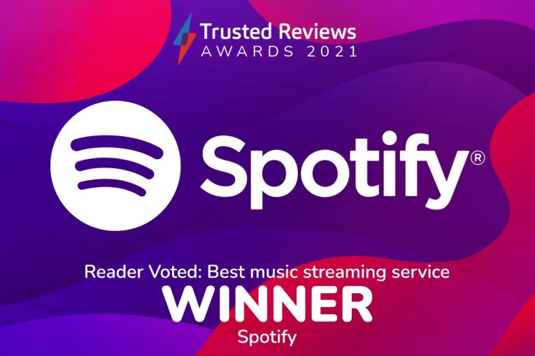 Trusted Reviews Awards 2021: Spotify wins music streaming service of the year