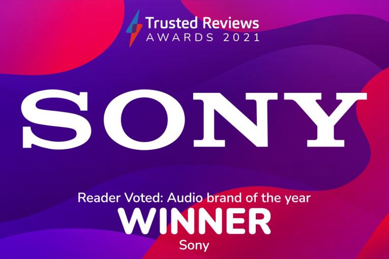 Trusted Reviews Awards 2021: Sony wins audio brand of the year
