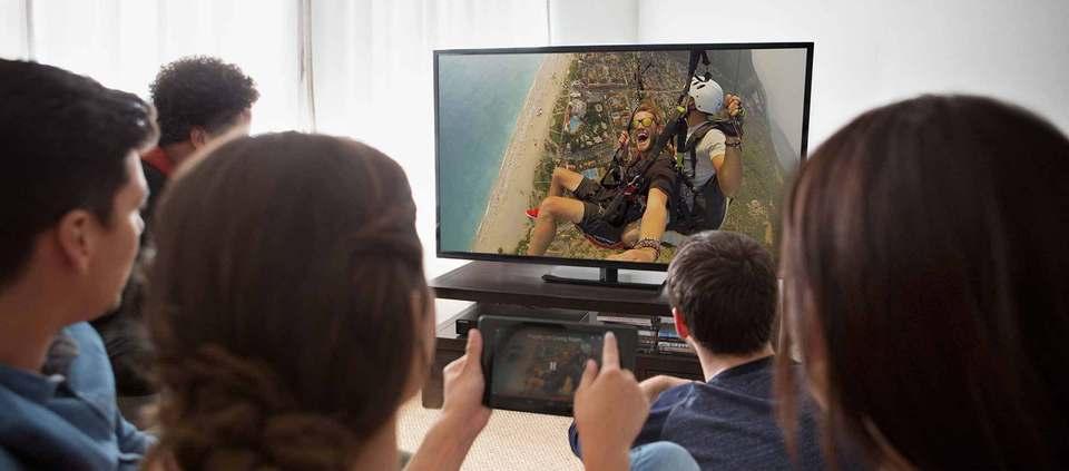 قوقل كروم كاست Chromecast tv