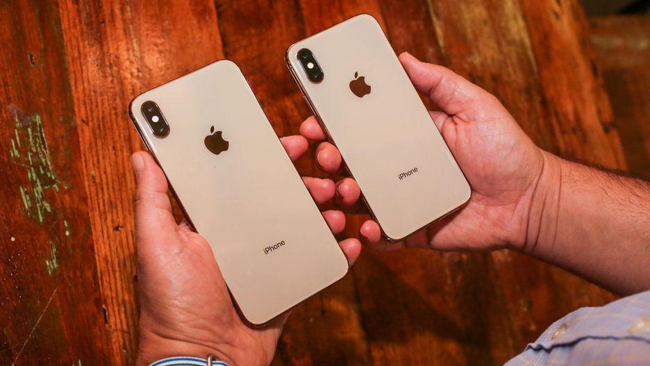 مقارنة بين iphone-xs-و iphone-xs-max