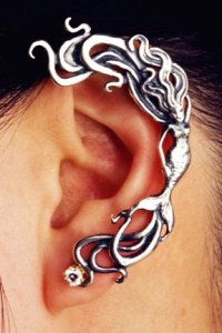 cool earrings-f86227